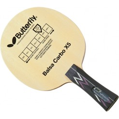 BUTTERFLY Balsa Carbo X5 OFF