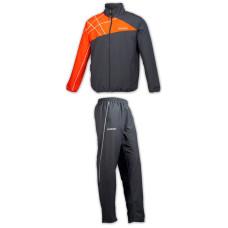 Костюм спортивный DONIC Minnesota серо/оранж