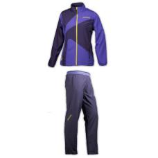 Костюм спортивный DONIC Louisiana Lady фиолетов
