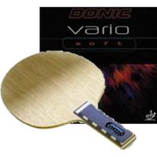 Ракетка DONIC Exclusive, Vario Soft 2,0 mm