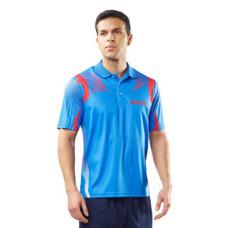 Теннисная рубашка Joola Nappa сине/красн