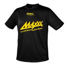 Футболка Joola Maxxx черная