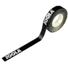 Торцевая лента Joola 10 mm x 0,5m черная