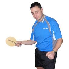 Теннисная рубашка Neottec Clea син. детск.